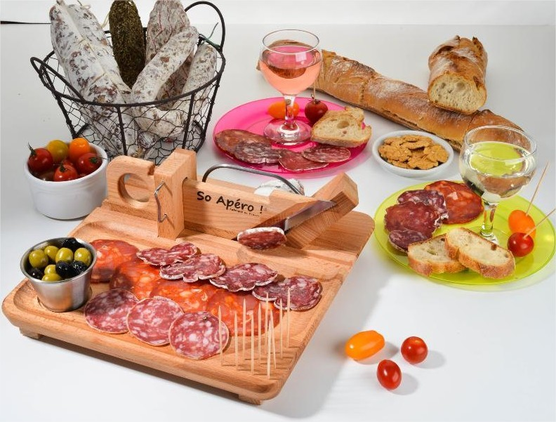 Guillotine à saucisson - So Apéro