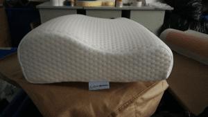 oreiller mémoire de forme pas cher