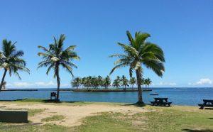 Lieux à découvrir aux îles fidji