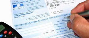 déclarer travaux solation aux impôts